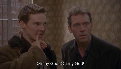 Cumberbatch & Laurie (8)