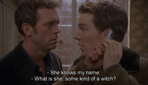 Cumberbatch & Laurie (9)