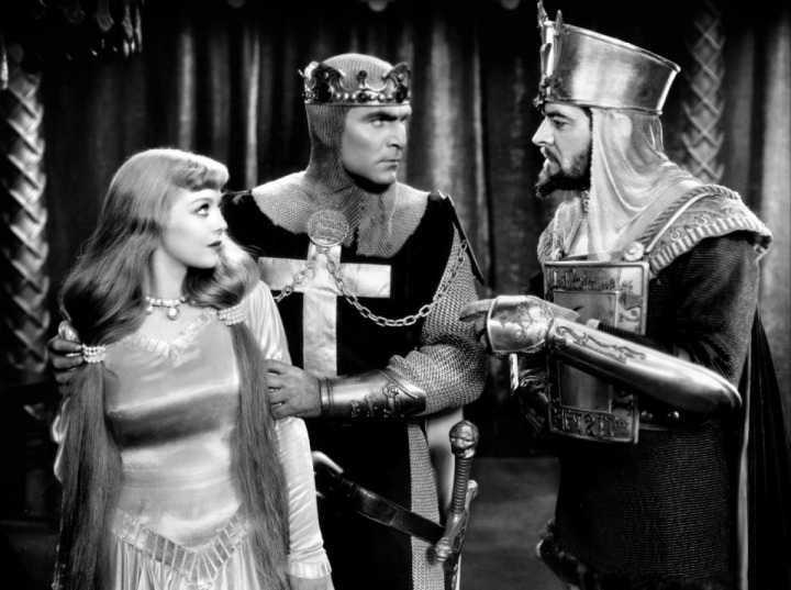 As Cruzadas (The Cruzades, Cecil B. DeMille, 1935)
