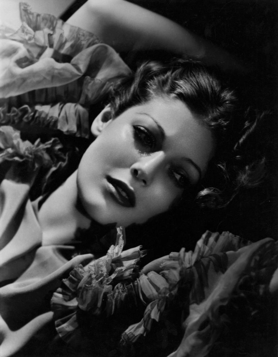 Loretta Young in Man's Castle by George Hurrell