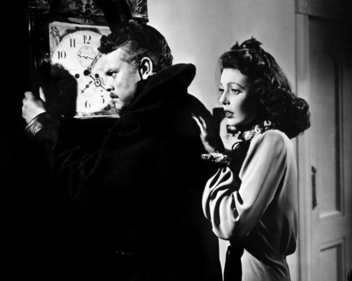O Estranho (The Stranger, Orson Welles, 1946)