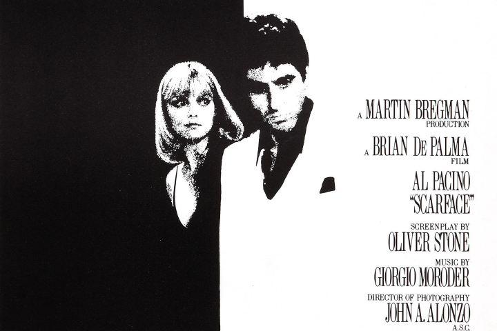 9- Scarface (Brian de Palma, 1983)