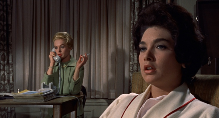 7- Os Pássaros (The Birds, 1963)