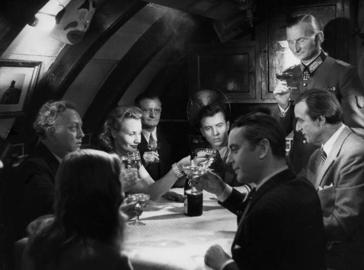 Os Malidtos (Les maudits, 1947)