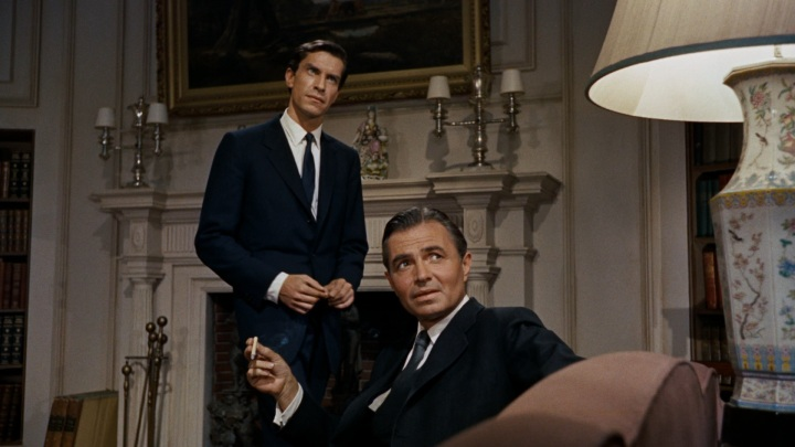 5- Intriga Internacional (North by Northwest, 1959)