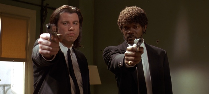 3- Tempo de Violência (Pulp Fiction, 1994)