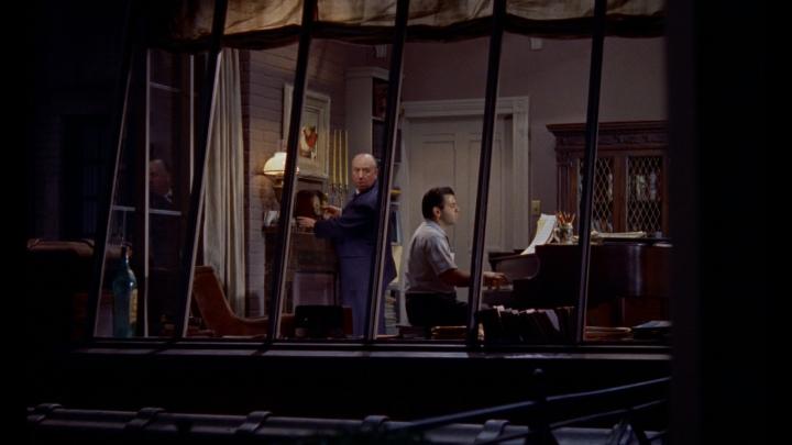 2- Janela Indiscreta (Rear Window, 1954)