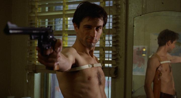 4- Taxi Driver (Martin Scorsese, 1976)