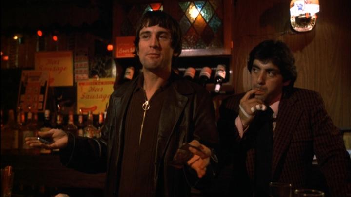7- Caminhos Perigosos (Mean Streets, Martin Scorsese, 1973)