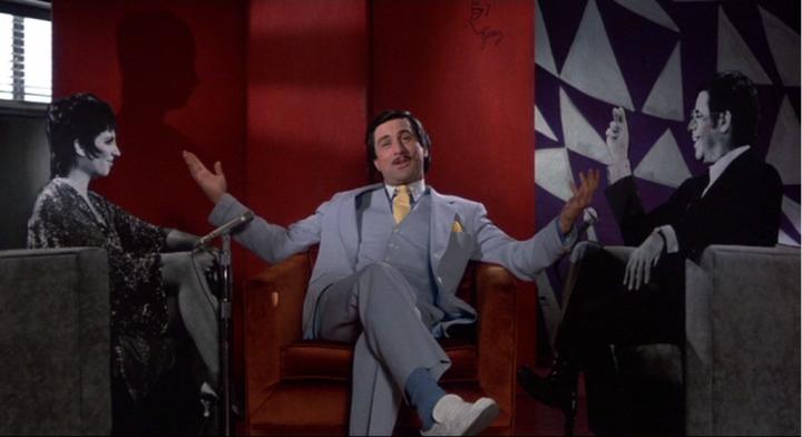 12- O Rei da Comédia (The King of Comedy, Martin Scorsese, 1983)