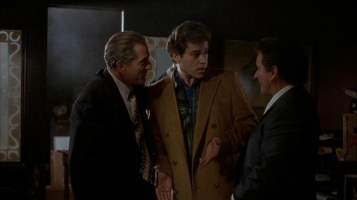 3- Os Bons Companheiros (Goodfellas, Martin Scorsese, 1990)