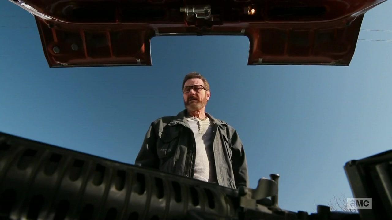 24 Frames: Breaking Bad – Felina (Vince Gilligan, 2013)   Quixotando