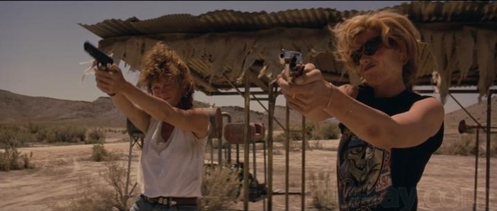 3- Thelma & Louise (Ridley Scott, 1991)
