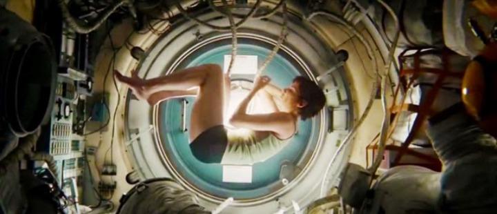 5- Gravidade (Gravity, Alfonso Cuarón, 2013)