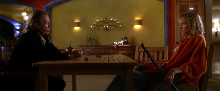 1- Kill Bill Volume 1 e 2 (Quentin Tarantino, 2003/2004)