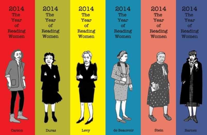 2014 reading women