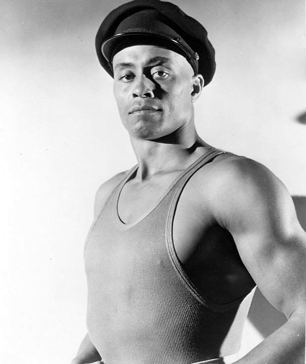 Woody Strode - hot