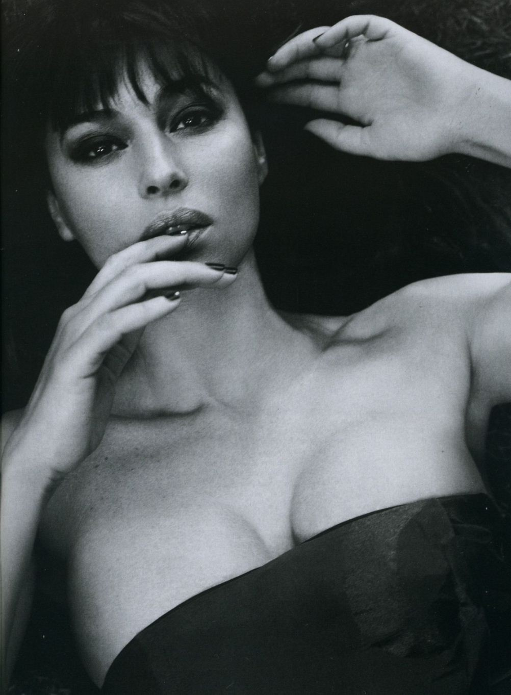 Vanity Fair monica bellucci