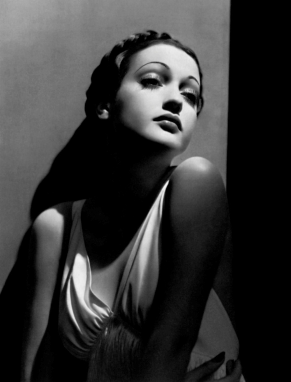 Dorothy Lamour by George Hurrell