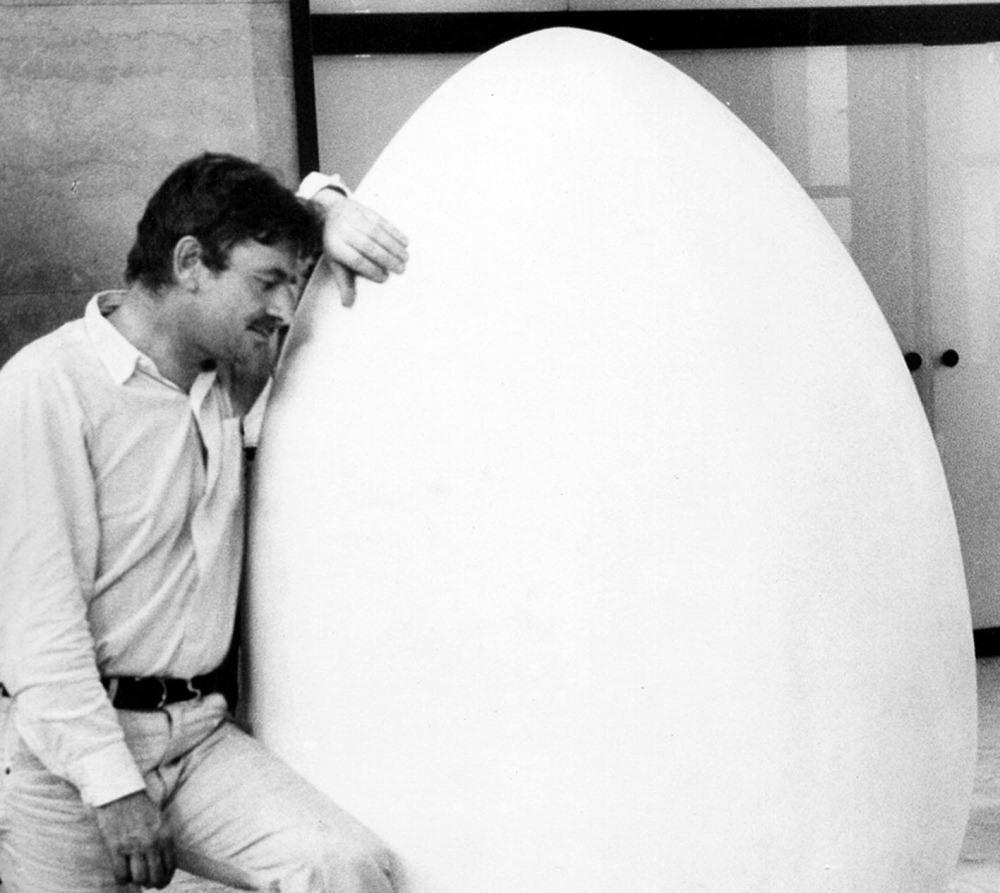 Giulio Questi e l'uovo 1967